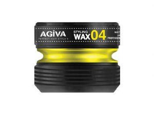 Agiva Styling Wax 04 Extra Strong 175 ml - Barber Products