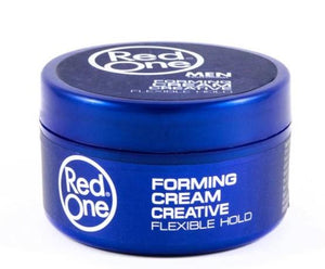 REDONE MEN FORMING CREAM CREATIVE FLEXIBLE HOLD 100 G - Barber Products