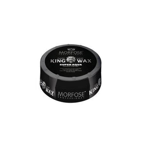 Morfose Dark Hair King Wax Super Aqua 175 ml - Barber Products