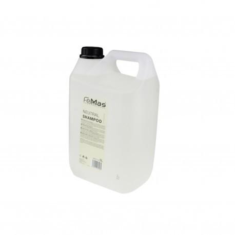 FEMAS PROFESSIONAL NEUTRAL SHAMPOO 5 LITER