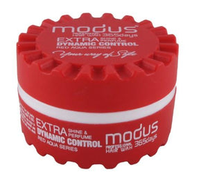 Modus Extra Dynamic Control Red Aqua Series 150 ml - Barber Products