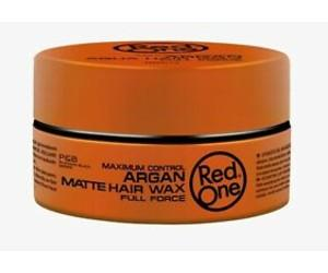 REDONE ARGAN MATTE HAIR WAX FULL FORCE 150 ML - Barber Products