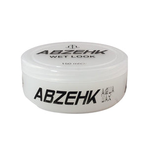 ABZEHK Hair Wax Wet Look 150 ml - Barber Products