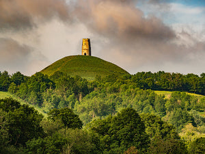 Glastonbury Tor Greetings Cards (3) Collection 2