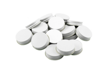 38mm METAL SCREW CAPS (FOR 1/4 AND 1 GALLON JUGS)