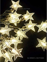 Load image into Gallery viewer, Star Crystal String Light (Warm White, 4 Meters)