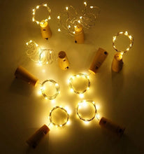 Load image into Gallery viewer, Bottle Cork String Light (Warm White, 1.5 Meters)