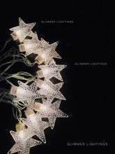 Load image into Gallery viewer, Crystal Star String Light ( 4 Meters)