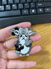 Load image into Gallery viewer, Steamboat Willie Porg Pin
