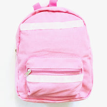 Load image into Gallery viewer, Pink backpack