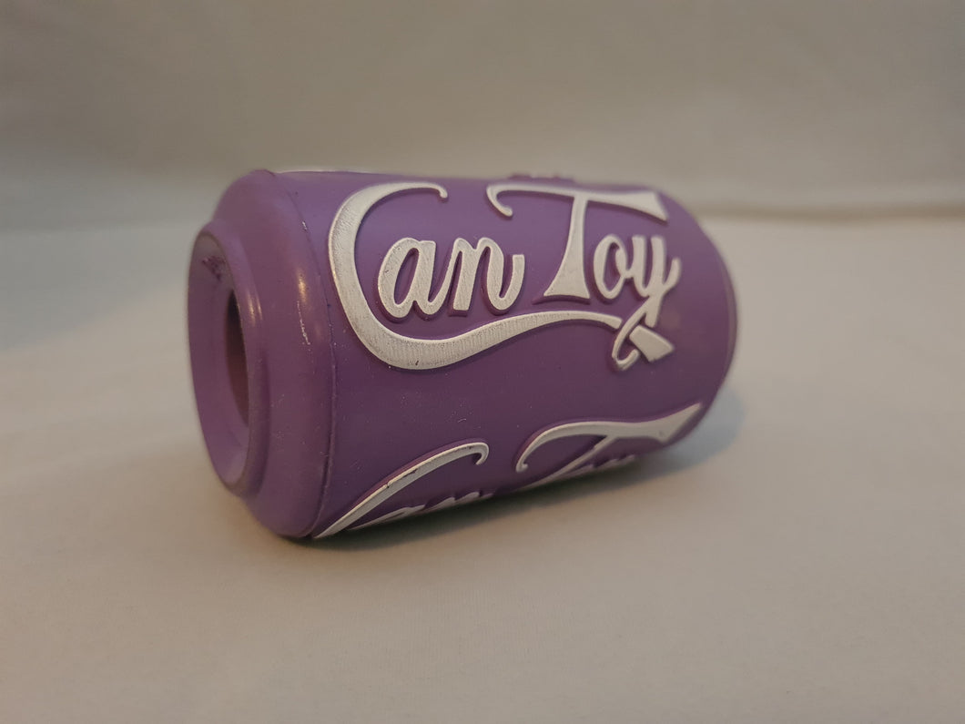 Can Toy Refillable Treat Dog Toy