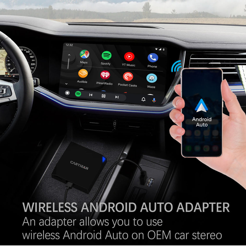 AAwireless android auto