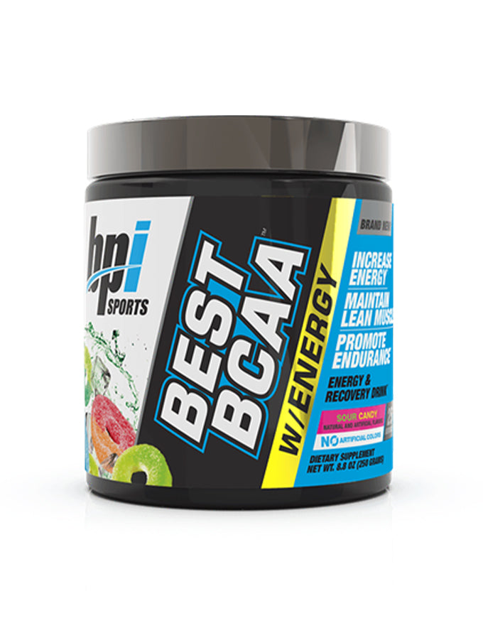 BPI Sports Best BCAA W/ Energy