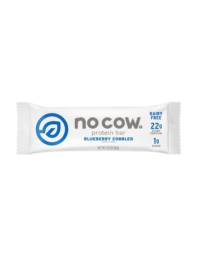 No Cow Protein Bar - Single Blueberry