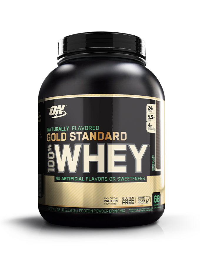 Optimum Nutrition Natural 100% Whey