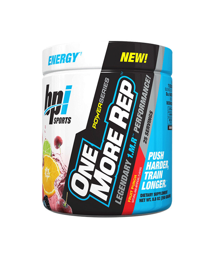 BPI Sports One More Rep