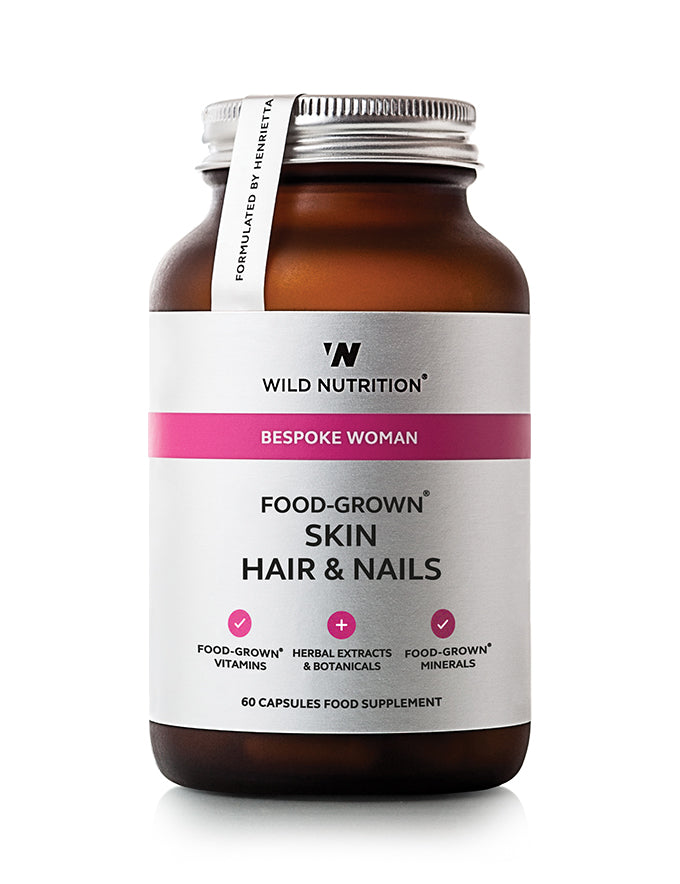 Wild Nutrition Skin Hair & Nails