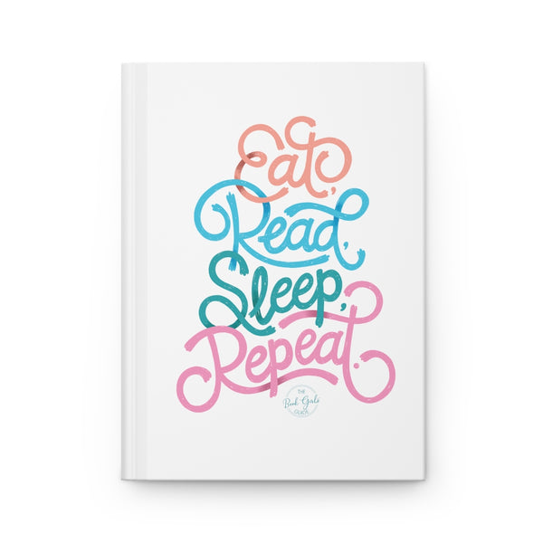 Eat, Read, Sleep Collection Notebook / Reading Journal