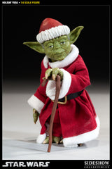 STAR WARS: Holiday Yoda Sixth Scale Figure