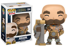 POP! GAMES: LEAGUE OF LEGENDS - Braum (#04)