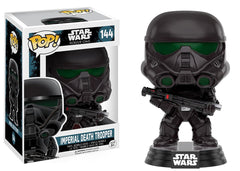 POP! STAR WARS: ROGUE ONE - Imperial Death Trooper (#144)