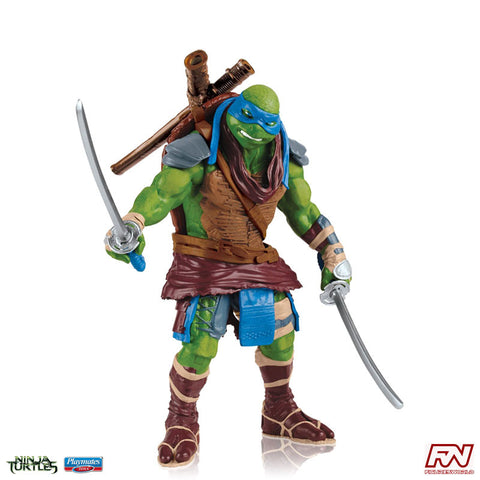 TEENAGE MUTANT NINJA TURTLES: Leonardo 11-Inch Movie Figure