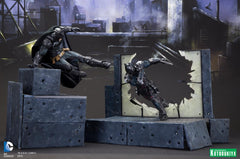 BATMAN: ARKHAM KNIGHT: ArtFX+ PVC Statue Set