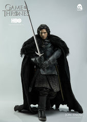 GAME OF THRONES: Jon Snow & Ghost Exclusive 1:6 Scale Collectible Figure Set