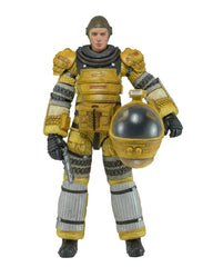 ALIEN ISOLATION: Amanda Ripley (Compression Suit) Action Figure