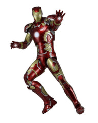 THE AVENGERS: AGE OF ULTRON Iron Man Mark 43 1:4 Scale Action Figure