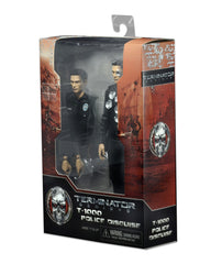 TERMINATOR: GENISYS T-1000 Police Disguise 7-Inch Scale Action Figure