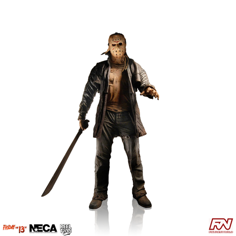 FRIDAY THE 13TH (2009): Jason Voorhees 7-Inch Scale Action Figure