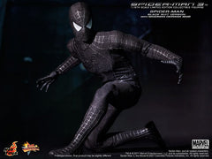 SPIDER-MAN 3: Spider-Man Black Suit Version 1:6 Scale Movie Masterpiece Figure