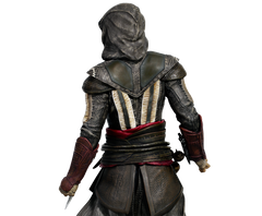 ASSASSIN'S CREED MOVIE: Aguilar PVC Figurine