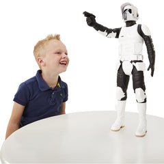STAR WARS: Scout Trooper 18-Inch Big Size Figure