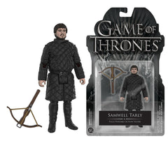 "GAME OF THRONES: Samwell Tarley 3.75"" Scale Action Figure"