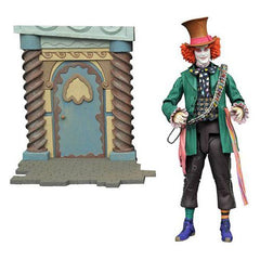 ALICE THROUGH THE LOOKING GLASS SELECT: Hatter Action Figure