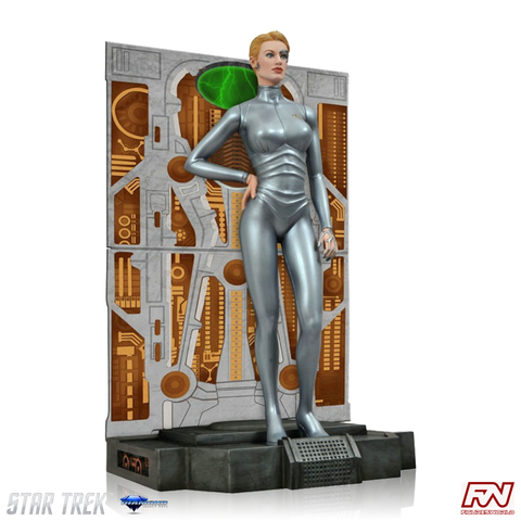 STAR TREK: Femme Fatales Seven of Nine PVC Statue