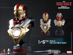 IRON MAN 3: Heartbreaker Mark XVII 1:6 Scale Collectible Bust