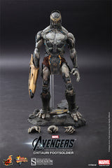 THE AVENGERS: Chitauri Footsoldier 1:6 Scale Movie Masterpiece Figure