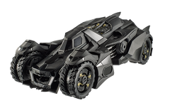 BATMAN™: ARKHAM KNIGHT - Batmobile 1:18 Scale Die-Cast Hot Wheels Elite Collection