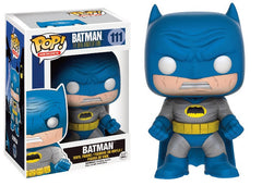 POP! HEROES: BATMAN THE DARK KNIGHT RETURNS - Batman (Blue Costume) (111)
