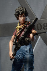 ALIENS: Lt. Ellen Ripley - Alien Day Exclusive Kenner Tribute Action Figure with Mini-Comic Book