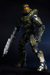 "HALO: Master Chief Deluxe 18"" Action Figure"