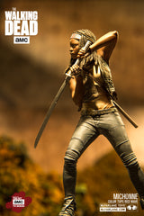 "THE WALKING DEAD: Michonne 7"" Figure Color Tops Series"