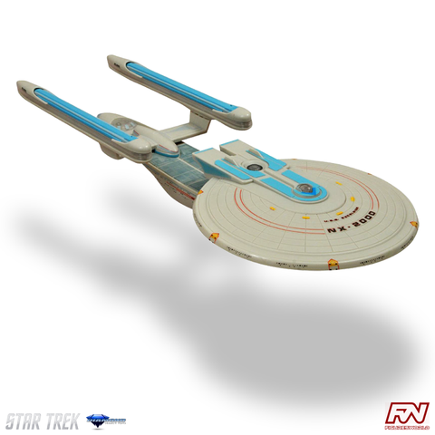STAR TREK III: U.S.S. Excelsior NX-2000 Electronic Starship