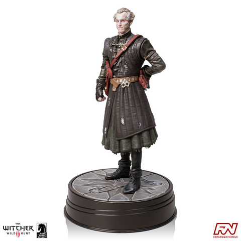 THE WITCHER 3 - WILD HUNT: Regis Vampire Deluxe Figure