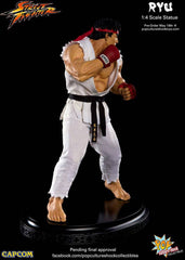 STREET FIGHTER: Ryu 1:4 Scale Statue