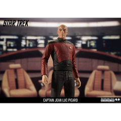 STAR TREK: Captain Jean-Luc Picard 7-Inch Action Figure