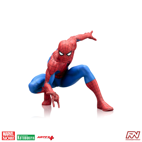 MARVEL NOW! The Amazing Spider-Man ArtFX+ PVC Statue